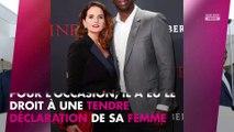 Omar Sy : Pour son anniversaire, sa femme Hélène Sy lui fait une tendre déclaration