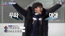 석진의 한 수로 경기 종료?? ′뇌섹′컬링 2END!