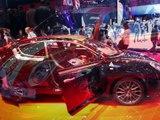 Salon mondial de l'Automobile Paris porte de Versailles 2012 2014