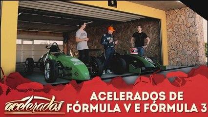 Acelerados de Fórmula V e Fórmula 3