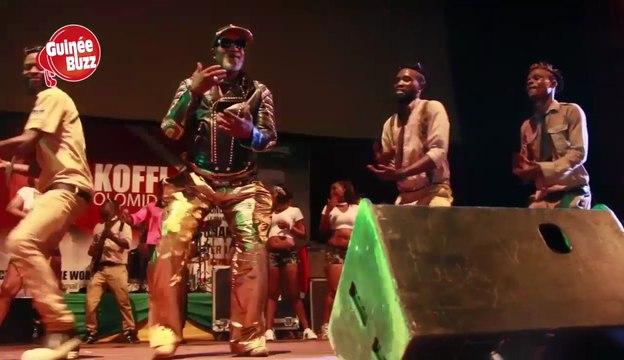 Concert : Koffi Olomide le 1er Janvier  au Palais du Peuple