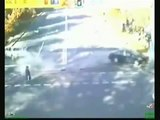 Insane people automobile accidents goofs painful & mishaps gone wild wrong bad crash clips
