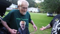 ANGRY GRANDPA FREAKS OUT OVER SOLAR ECLIPSE!