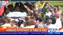 """1:38 """"No se permitió el derecho ni de vestirlos"""": Alfredo Romero"""