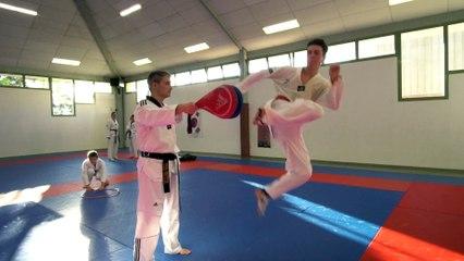 Présentation du Club Taekwondo de Villennes sur Seine