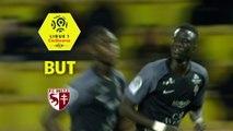 But Ibrahima NIANE (72ème) / AS Monaco - FC Metz - (3-1) - (ASM-FCM) / 2017-18