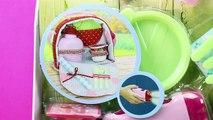 Nenuco - Bolso de picnic | Juguetes de Bebe Nenuco en español | Nenuco Baby Doll picnic bag