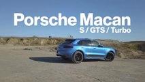 Best Compact Luxury SUV: Porsche Macan S / GTS / Turbo