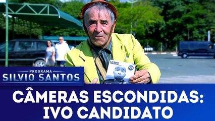 Câmeras Escondidas - Ivo Candidato - 21.01.18