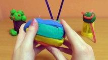 Little Kelly - Toys & PlayDoh -  PLAYDOH SURPRISE EGGS & RANDOMS (Frozen, Alie