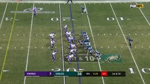 'Jay Train' gets going as Ajayi bounces off defenders for 16 yards