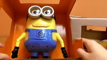 Little Kelly - Toys & Play Doh  - Minion Dave Talking A