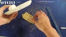 Comment faire un bateau très simple | Bateau bande de caoutchouc alimenté