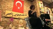 Mehmetçik için 90 bin 112 ilmekli Türk bayrağı ördü - ESKİŞEHİR