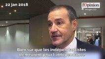 Corse: pour Talamoni, l'indépendance n'est pas «à l'ordre du jour»