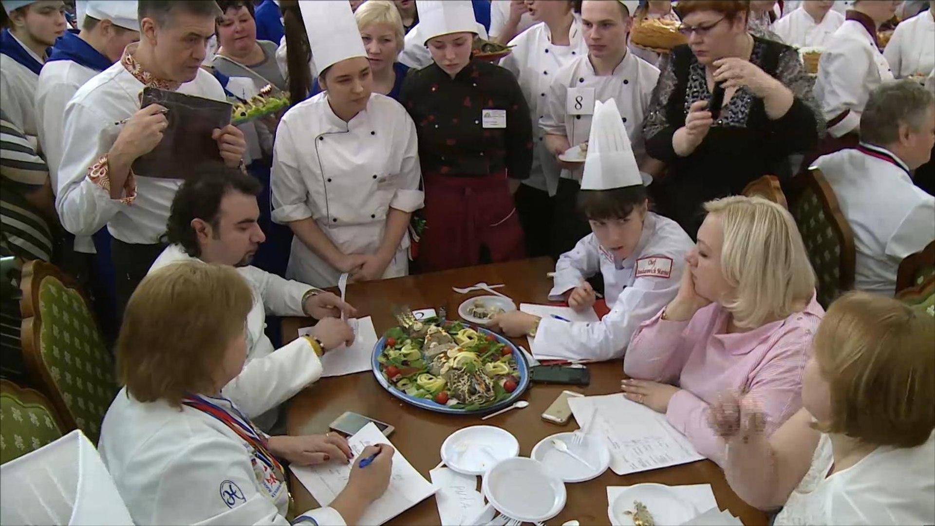 هذا الصباح- مهرجان لإحياء فن الطبخ التقليدي بروسيا