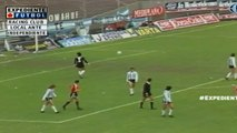 Torneo Apertura 1991: Racing Club 0-0 Independiente - J5 (29.09.1991)