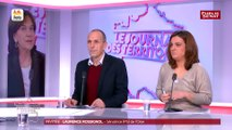 Best of Territoires d'Infos - Invitée politique : Laurence Rossignol (22/01/18)