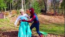 Frozen Elsa & Spiderman Find a TREASURE! w  Joker Spidergirl Toys! Superhero Fun in real life IRL   Superheroes   Spiderman   Superman   Frozen Elsa   Joker