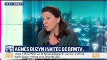 """Vaccins obligatoires: un délai permettra """"aux familles de régulariser la situation """", dit Buzyn"""