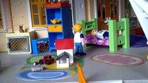 film Playmobil: Les voleurs ( cambriolage )