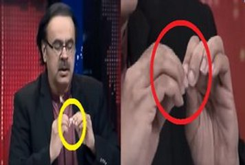 Dr Shahid Masood Apnay Show Mein Lohay Kay Chanay Ley Aye