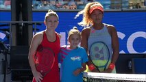 Simona Halep v Naomi Osaka match highlights (4R) _ Australian Open 2018Simona Halep v Naomi Osaka match highlights (4R) _ Australian Open 2018