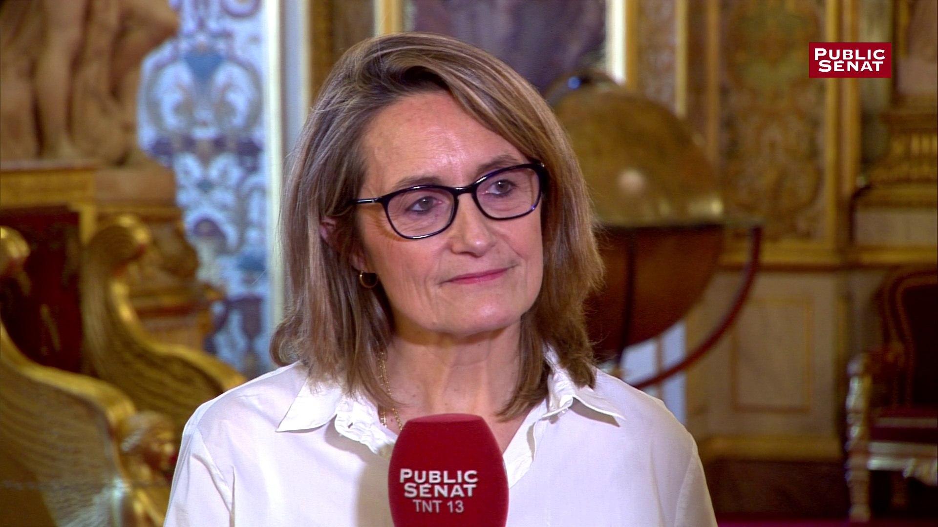 « Les contrats signés à Versailles étaient dans le tube depuis quelques années», pour  Sophie Primas