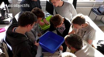 CARDIE Caen - Faire et faire connaître les sciences autrement (LGT A. de Tocqueville / CLG J.B. Charcot - Cherbourg en Cotentin, 50)