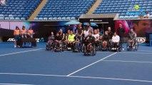 Open d'Australie 2018  - ParaTennis - Le tirage au sort du Tennis Fauteuil et/ou ParaTennis de l'Australian Open