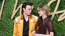 Natalia Dyer Opens Up About Dating Charlie Heaton