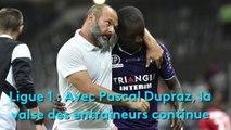 Ligue 1 : Avec Pascal Dupraz, la valse des entraîneurs continue