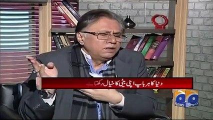 Imran Khan Walk Par Niklay Tu Es Se Ziada Log Akathay Ho Jatay Hain - Hassan Nisar