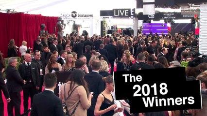 SAG Awards 2018: The Winners