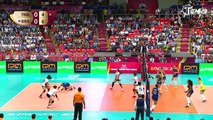 TOP 50 Best Womens Volleyball Spikes | 3rd Meter Spikes | Surprise Attack | Powerful Spikes (HD)