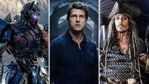 'Transformers,' 'Fifty Shades Darker,' 'Mummy' Lead 2018 Razzie Award Nominations | THR News