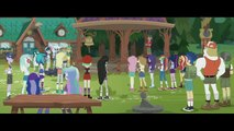 My Little Pony FiM: Equestria Girls - Legend Of Everfree [ All Clips ]