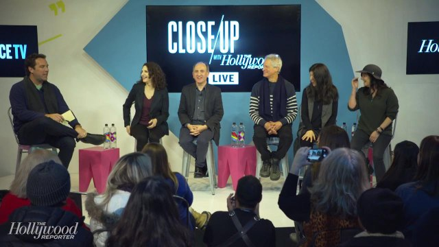 Debra Granik, Marc Turtletaub and More on Live Filmmakers Panel with Close-Up with The Hollywood Reporter   Filmmakers   Sundance 2018