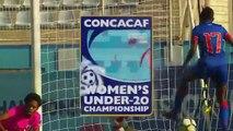 All Goals CONCACAF  Women U20 Championship  Group A - 22.01.2018 Haiti (W) U20 0-4 Canada (W) U20