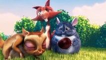 Animation Movies - Big Buck Bunny - 3D Animated Short Film HD