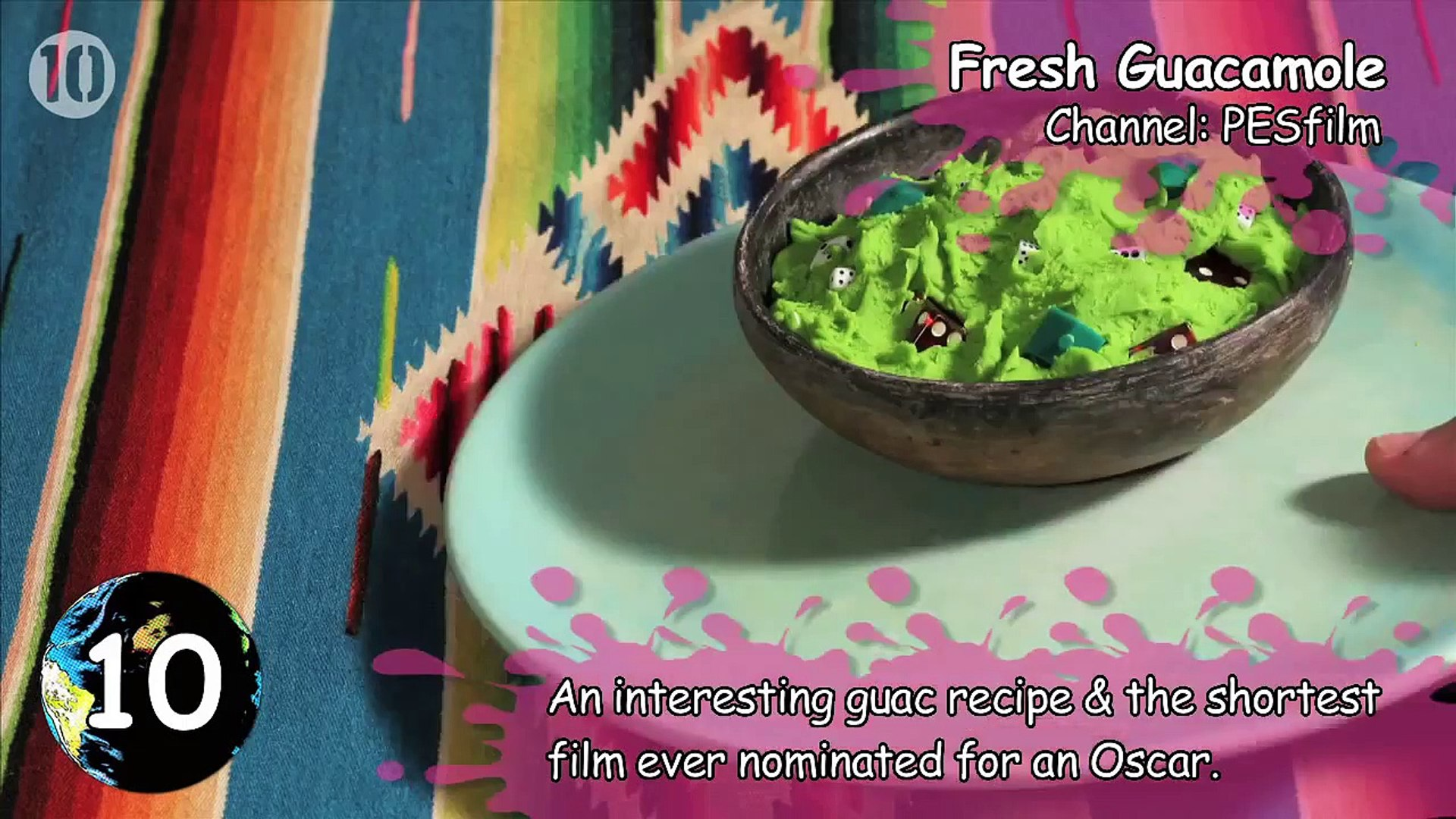 10 Best YouTube Animations From Around The World w/Warwick Davis