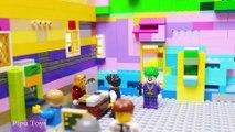 Lego Prison Break - Deadpoo Joker Prison Break