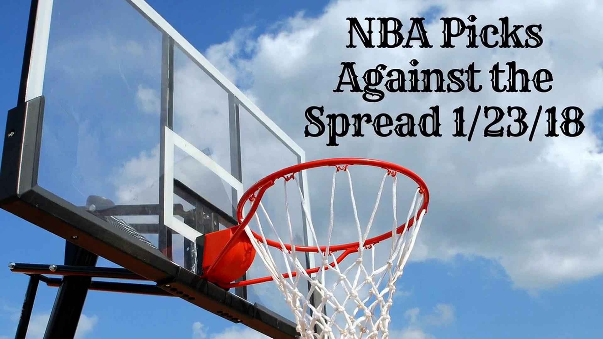 nba picks against the spread