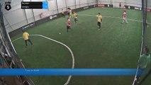 Faute de Mehdi - five stars Vs romagny - 22/01/18 20:00 - Annemasse (LeFive) Soccer Park