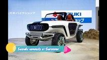 New Swift Suzuki V-Strom 1000 Suzuki V-Strom 650 suzuki unveils e survival