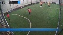 But de philippe (7-5) - five stars Vs romagny - 22/01/18 20:00 - Annemasse (LeFive) Soccer Park