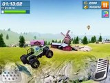 MONSTER TRUCK RACING Live Events Gameplay Android / iOS | Hill Climb Exteme Stunt Racing