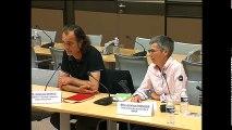 Conditions d'abattage des animaux de boucherie : Mme Jocelyne Porcher (INRA) et M. Stéphane Dinard, agriculteur ; Table ronde sur la question de l'abattage rituel - Jeudi 16 juin 2016