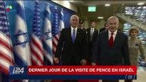 Diplomatie : le point sur la visite de Mike Pence en Israël
