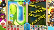How FAST is a ZOMG on Round 1000?? Bloons TD Battles (BTD Battles) + x10 Deleted Scenes!